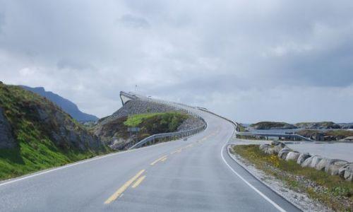 Zdjecie NORWEGIA / Północno zachodnia Norwegia / wakacje / Atlantic Road 2