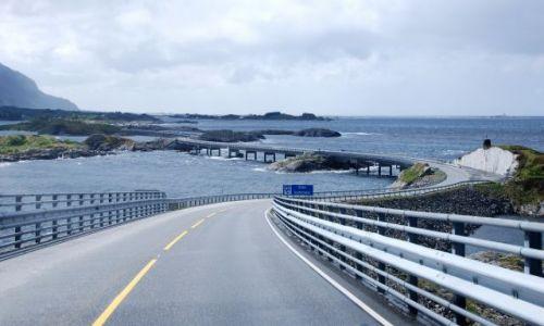 Zdjęcie NORWEGIA / Północno zachodnia Norwegia / Norwegia / Atlantic Road 3