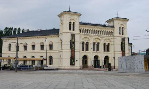 Zdjęcie NORWEGIA / Srodkowa Norwegia / Oslo / Nagroda Nobla