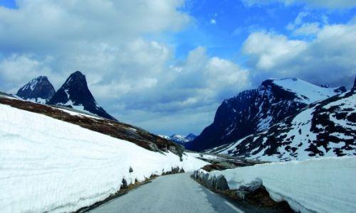 Zdjęcie NORWEGIA / Droga 63 / Norwegia / W drodze do Drogi Troli 1