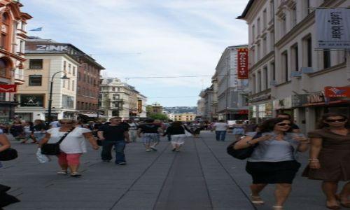 Zdjecie NORWEGIA / Austlandet / Oslo / Pasaż stolicy Norwegii