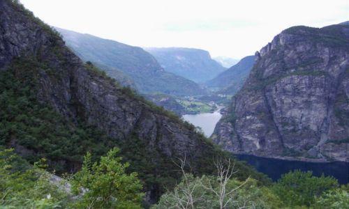 Zdjecie NORWEGIA / brak / Droga z Oslo do Bergen / Droga z Oslo do