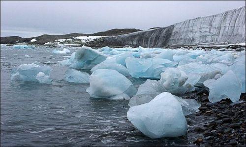 Zdjęcie NORWEGIA / Spitsbergen / Hornsund / Lodowiec
