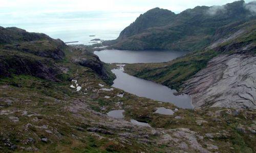 Zdjecie NORWEGIA / Lofoty / Lofoty / morze i jeziora