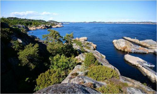 Zdjecie NORWEGIA / -Telemark / Ule / Krajobraz