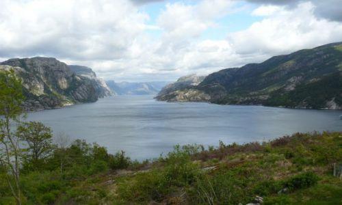 Zdjecie NORWEGIA / -norwegia / . / fiordy norweskie