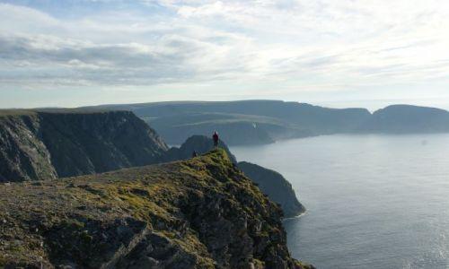 Zdjecie NORWEGIA / Nordkapp / Norwegia / Pięknie jest ...