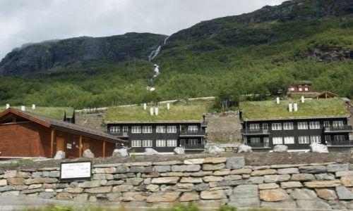 Zdjecie NORWEGIA / - / Norwegia / Dachy świata...
