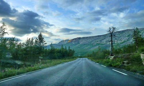 Zdjęcie NORWEGIA / Nordeland / m6 / Szlak Norwesk