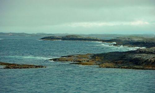 Zdjęcie NORWEGIA / more og romsdal / kristiansund / dzikie wybrzeże Norwegii