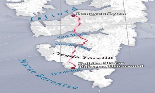 Zdjecie NORWEGIA / Svalbard / Spitsbergen / Torell Expedition 2012