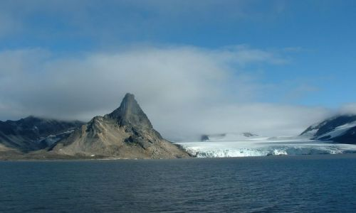 Zdjęcie NORWEGIA / brak / Svalbard / Widoki