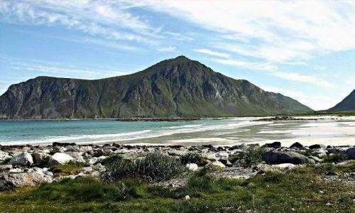 Zdjęcie NORWEGIA / - / Norwegia / kontakt z morzem