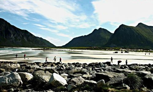 Zdjęcie NORWEGIA / - / Norwegia / Morze Norweskie