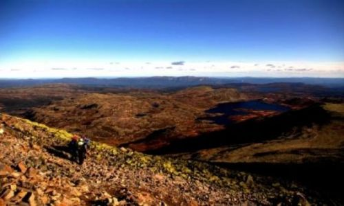 Zdjecie NORWEGIA / - / Rjukan / Gaustatoppen