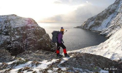 NORWEGIA / Lofoty / Lofoty / Lofoty w zimie
