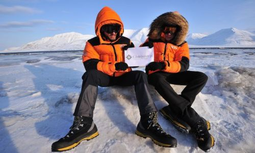 NORWEGIA / Svalbard / Spitsbergen - Norwegia / Torell Expediton.pl