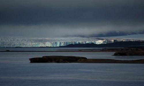 Zdjecie NORWEGIA / Spitsbergen / Ny Alesund / Lodowcowy czar