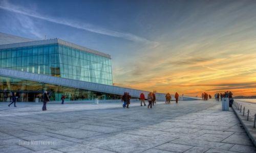 NORWEGIA / Oslo / The Oslo Opera House | Operahuset / The Oslo Opera House | Operahuset