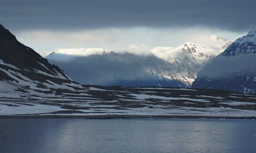 Zdjecie NORWEGIA / Spitsbergen / Hornsund / Czar Hornsundu