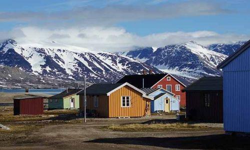Zdjecie NORWEGIA / Spitsbergen / Ny Alesund / Ny Alesund