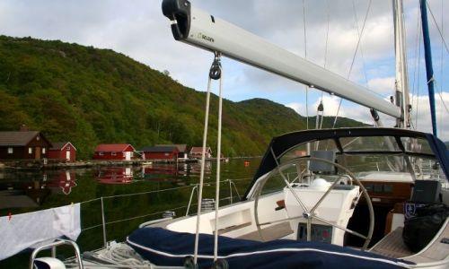 Zdjecie NORWEGIA / - / Norwegia / Spokoj