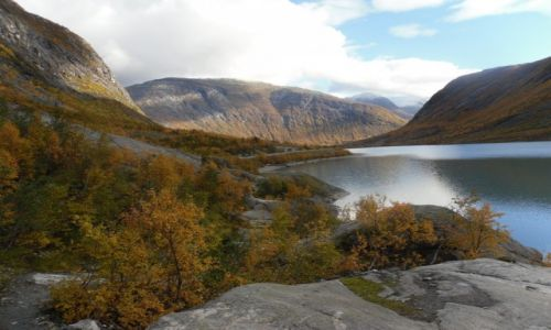 NORWEGIA / -Sogn og fjordane / Gaupne / Nigardsbreen