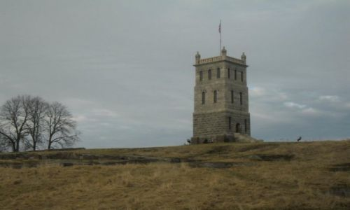 NORWEGIA / - / Toensberg / Castrum Tunsbergis