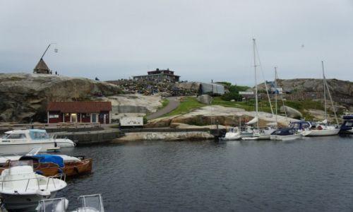 Zdjecie NORWEGIA / - Tjøme, Norway / Verdens Ende (Koniec Świata, The World's End) / Koniec świata, koncert o wschodzie słońca