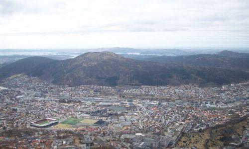 Zdjęcie NORWEGIA / - / Bergen / Moja pierwsza wyprawa
