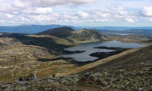 NORWEGIA / Oslo / Rjukan / Gaustatoppen