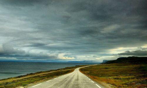 Zdjecie NORWEGIA / płn-wsch Norwegia / E6 / Norweskie drogi