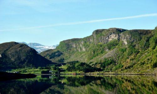 Zdjecie NORWEGIA / Sogn og Fjordane / Seile / Norwegia