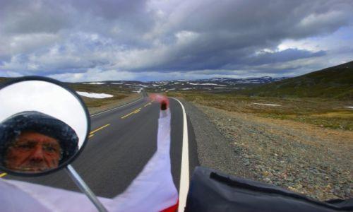 Zdjecie NORWEGIA / Norwegia / Norwegia / Zimno