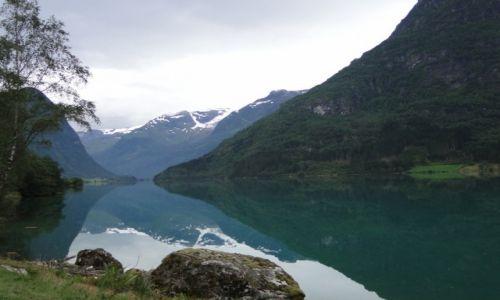 Zdjecie NORWEGIA / Norwegia / Norwegia / Fiordy,fiordy...-KONKURS