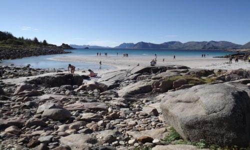 Zdjecie NORWEGIA / Nordland / Lofoty / konkurs