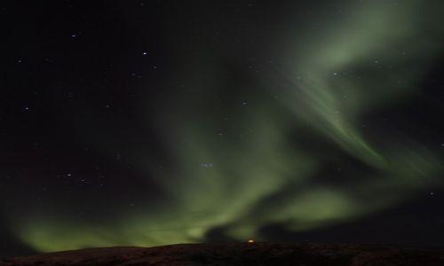Zdjęcie NORWEGIA / Troms / Okolice Tromsø / Aurora Borealis 2