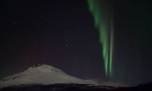 Zdjecie NORWEGIA / nord norge / tromso / KONKURS tam wroce