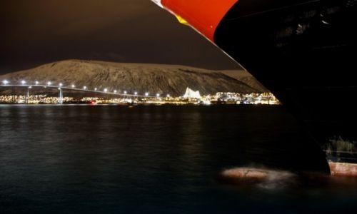 Zdjecie NORWEGIA / Troms / Tromsø. Port / Konkurs Tromsø