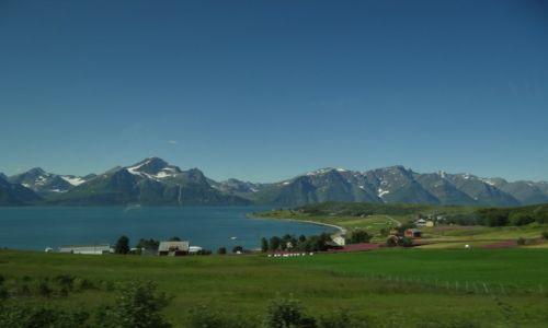 NORWEGIA / Norwegia / Norwegia / Zielona Norwegia