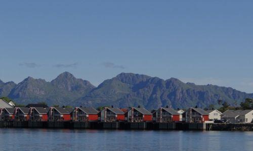 Zdjecie NORWEGIA / Pólnocna Norwegia / Pólnocna Norwegia / Ośrodek wypoczynkowy