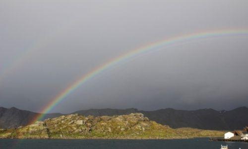 Zdjecie NORWEGIA / Finnmark / Gjesvaer / greeting
