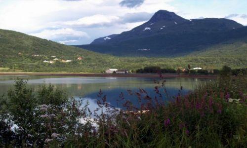 Zdjęcie NORWEGIA / północna Norwegia / Narwik / góry