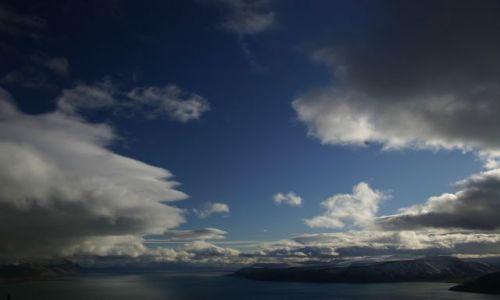 NORWEGIA / Svalbard / Vordie przeciera się / Kolory Svalbardu 3