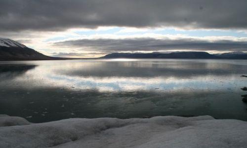 Zdjecie NORWEGIA / Svalbard / cisza, swiatło i odglosy lodowca / Swiatło i dzwięk - 1