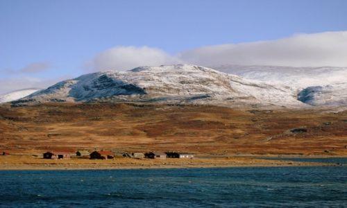Zdjecie NORWEGIA / -Buskerud / Hemsedal / NORWAY