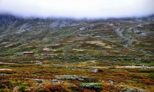 Zdjęcie NORWEGIA / -Buskerud / Hemsedal / NORWAY