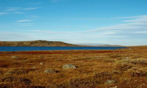 Zdjęcie NORWEGIA / Hardanger / Hardangervidda / Narodowy Szlak Turystyczny Hardangervidda