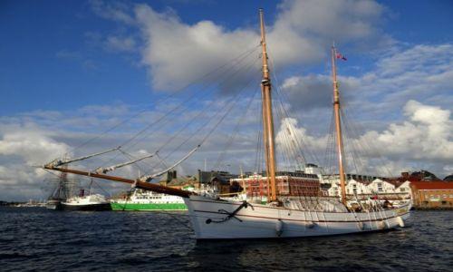 Zdjecie NORWEGIA / Rogaland / Stavanger / Żaglowiec