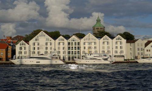 Zdjecie NORWEGIA / Rogaland / Stavanger / W dzień...